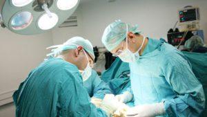 Achilles tendon surgery