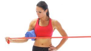 Subacromial bursitis rehabilitation exercises