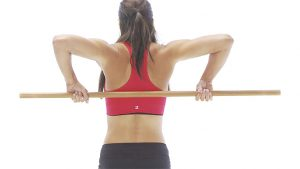Frozen shoulder rehabilitation