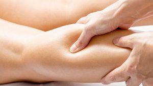 Calf muscles massage