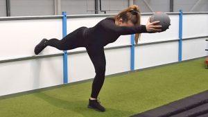 Motion control proprioception exercises