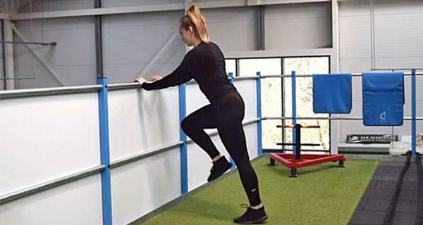 Functional exercises for knee rehabilitation