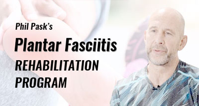 Plantar fasciitis rehabilitation